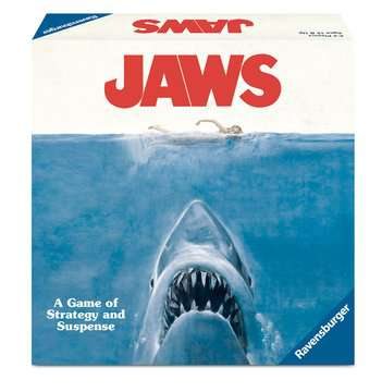 JAWS - A Game of Strategy and Suspense Games;Strategy Games - image 1 - Ravensburger
