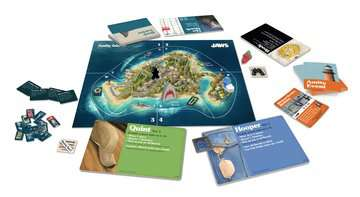 JAWS - A Game of Strategy and Suspense Games;Strategy Games - image 3 - Ravensburger