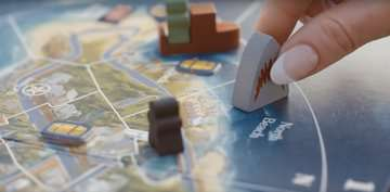 JAWS - A Game of Strategy and Suspense Games;Strategy Games - image 4 - Ravensburger