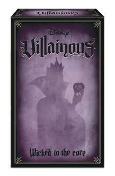 Disney Villainous - Wicked to the Core Games;Strategy Games - image 1 - Ravensburger