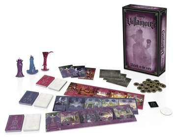 Disney Villainous - Wicked to the Core Games;Strategy Games - image 2 - Ravensburger