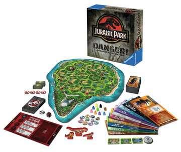 Jurassic Park Danger! - Adventure Strategy Game Games;Strategy Games - image 2 - Ravensburger