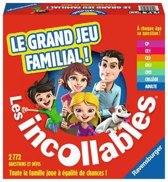 Le grand jeu familial des Incollables Jeux de société;Jeux famille - Image 1 - Ravensburger