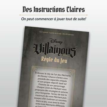 Disney Villainous-Extension 1- Mauvais jusqu à l os Jeux de société;Jeux adultes - Image 4 - Ravensburger