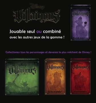 Disney Villainous-Extension 1- Mauvais jusqu à l os Jeux de société;Jeux adultes - Image 7 - Ravensburger