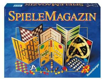 26301 Familienspiele SpieleMagazin von Ravensburger 1