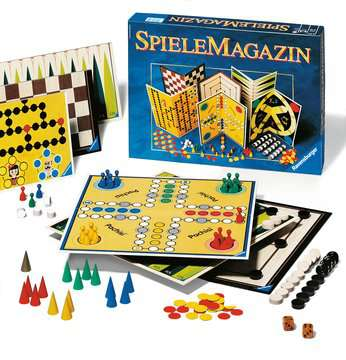 26301 Familienspiele SpieleMagazin von Ravensburger 3