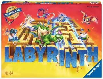 Labyrinth Spil;Familiespil - Billede 1 - Ravensburger