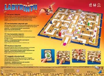 Labyrinth Spil;Familiespil - Billede 2 - Ravensburger