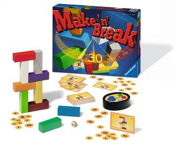 Make  N  Break Games;Family Games - image 2 - Ravensburger