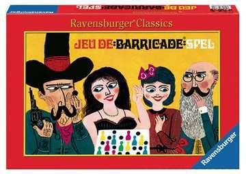 Original Barricade Jeux;Jeux de société pour la famille - Image 1 - Ravensburger