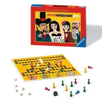 Original Barricade Jeux;Jeux de société pour la famille - Image 2 - Ravensburger