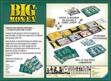 Big Money Jeux de société;Jeux famille - Image 2 - Ravensburger
