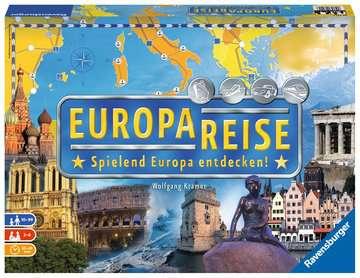 Europareise Spiele;Familienspiele - Bild 1 - Ravensburger