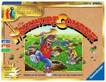 Die Maulwurf Company Spiele;Familienspiele - Bild 1 - Ravensburger