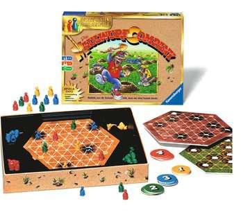Die Maulwurf Company Spiele;Familienspiele - Bild 2 - Ravensburger