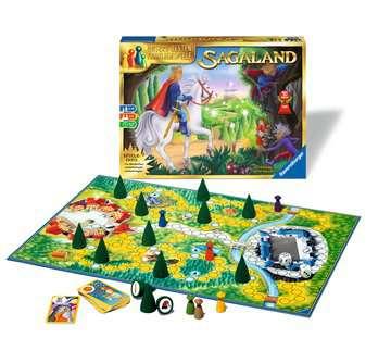 Sagaland Spiele;Familienspiele - Bild 3 - Ravensburger