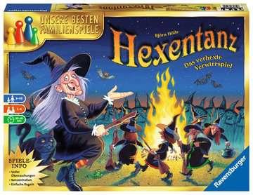 26425 Familienspiele Hexentanz von Ravensburger 1