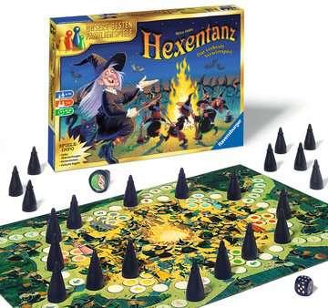 Hexentanz Spiele;Familienspiele - Bild 2 - Ravensburger