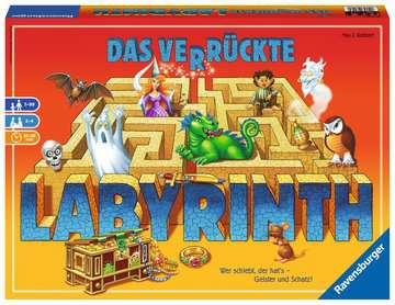 26446 Familienspiele Das verrückte Labyrinth von Ravensburger 1