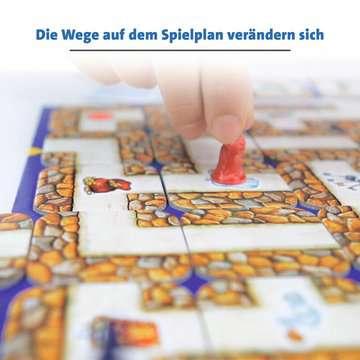 Das verrückte Labyrinth Spiele;Familienspiele - Bild 11 - Ravensburger