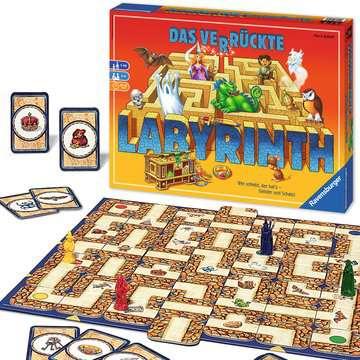 26446 Familienspiele Das verrückte Labyrinth von Ravensburger 3