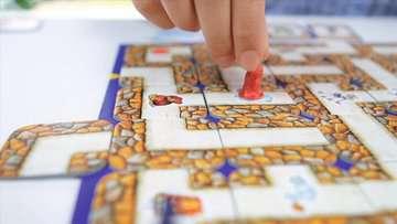 26446 Familienspiele Das verrückte Labyrinth von Ravensburger 4
