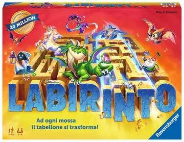 Labirinto Giochi;Giochi di società - immagine 1 - Ravensburger