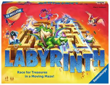 Labyrinth Games;Family Games - image 1 - Ravensburger