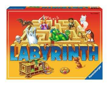Labyrinth Hry;Společenské hry - obrázek 1 - Ravensburger