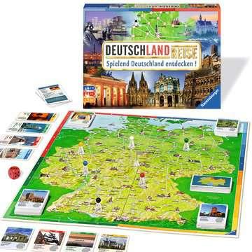 26492 Familienspiele Deutschlandreise von Ravensburger 3
