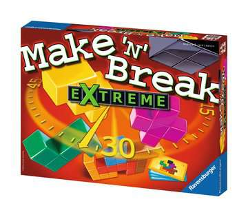 Make  N  Break Extreme Hry;Společenské hry - image 1 - Ravensburger
