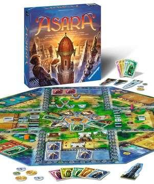 Asara Games;Strategy Games - image 2 - Ravensburger