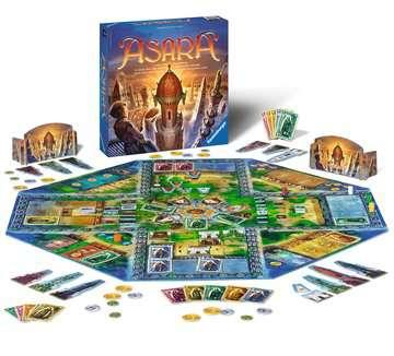 Asara Games;Strategy Games - image 3 - Ravensburger