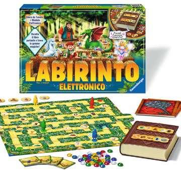 Labirinto Elettronico Giochi;Giochi di società - immagine 1 - Ravensburger