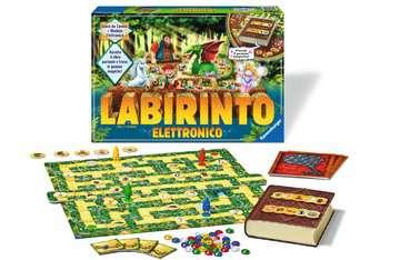 Labirinto Elettronico Giochi;Giochi di società - immagine 2 - Ravensburger