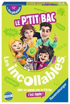 Le P tit bac des Incollables Jeux de société;Jeux famille - Image 1 - Ravensburger