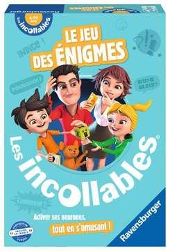 Le jeu des Enigmes des Incollables Jeux de société;Jeux famille - Image 1 - Ravensburger