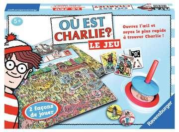 Où est Charlie ? LE JEU Jeux de société;Jeux enfants - Image 1 - Ravensburger