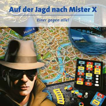 Scotland Yard Games;Family Games - image 6 - Ravensburger