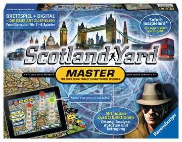 26602 Familienspiele Scotland Yard - Master von Ravensburger 1