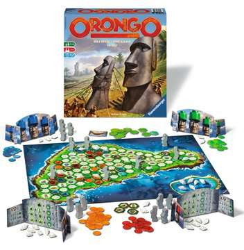 Orongo Games;Family Games - image 2 - Ravensburger