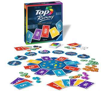 TOP 5 Rummy Games;Family Games - image 2 - Ravensburger