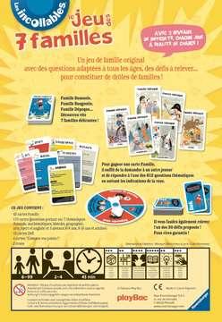 Le jeu des 7 Familles des Incollables Jeux de société;Jeux famille - Image 2 - Ravensburger