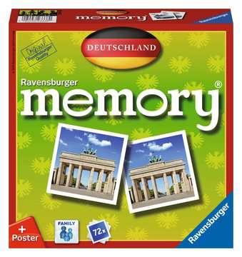 26630 Familienspiele Deutschland memory® von Ravensburger 1