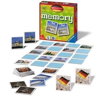 Deutschland memory® Spiele;Familienspiele - Bild 2 - Ravensburger