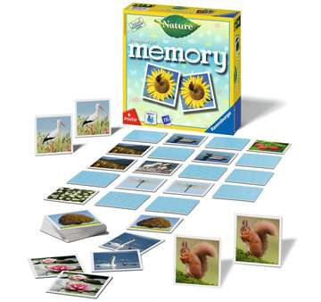 Nature memory® Spiele;Kinderspiele - Bild 2 - Ravensburger