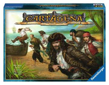 Cartagena Games;Family Games - image 1 - Ravensburger