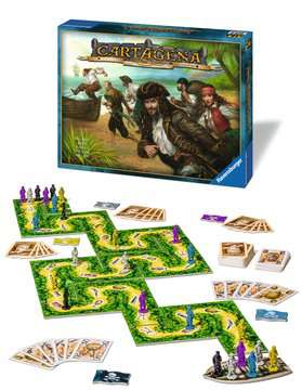 Cartagena Games;Family Games - image 2 - Ravensburger