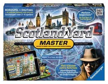 Scotland Yard Master Spellen;Spellen voor het gezin - image 1 - Ravensburger